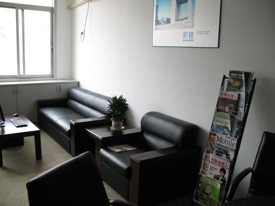 摩尔实验室客户休闲咖啡厅成立
