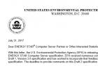 【美国能源之星】新标准草案更新解读