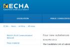 【摩尔认证】SVHC清单增加四项物质,正式更新至201项!