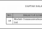 【摩尔认证】印尼SDPPI更新认可海外测试实验室名单,MORLAB仍然在列!
