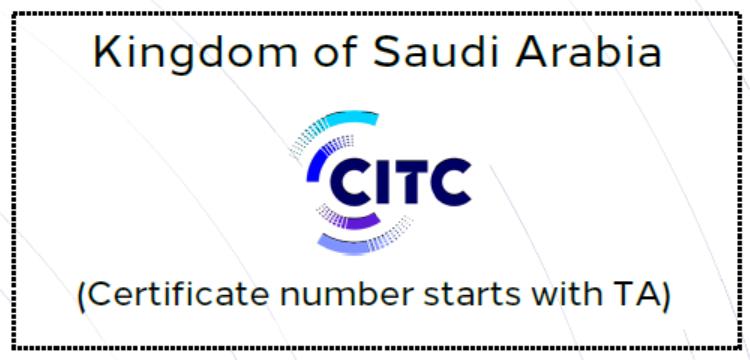 【摩尔资讯】沙特CITC发布特定通信技术设备要求